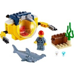 Ocean Mini-Submarine found on Bargain Bro from The Lego Store US for USD $7.59