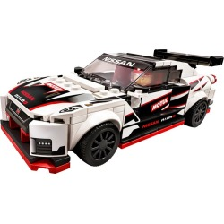 Nissan GT-R NISMO found on Bargain Bro UK from Lego Shop UK