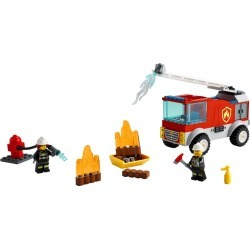 Fire Ladder Truck found on Bargain Bro from The Lego Store US for USD $22.79