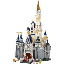 The Disney Castle found on Bargain Bro UK from Lego Shop UK