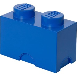 LEGO® 2-stud Blue Storage Brick found on Bargain Bro India from The Lego Store US for $14.99