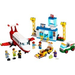 Central Airport found on Bargain Bro from The Lego Store US for USD $45.59