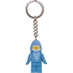 LEGO® Shark Suit Guy Key Chain found on Bargain Bro India from The Lego Store US for $5.99