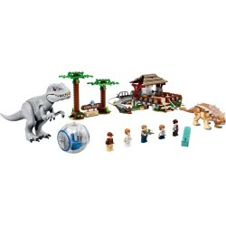 Indominus Rex vs. Ankylosaurus found on Bargain Bro India from LEGO Brand Retail, Inc. CA for $105.18