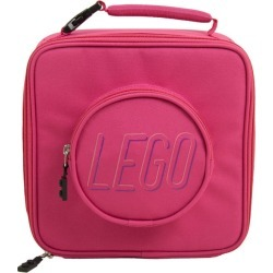 LEGO® Brick Lunch Bag Pink found on Bargain Bro India from The Lego Store US for $24.99