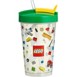 LEGO Tumbler with Straw found on Bargain Bro India from LEGO Brand Retail, Inc. CA for $6.03