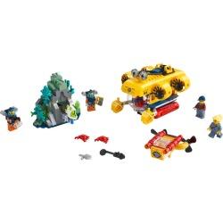 Ocean Exploration Submarine found on Bargain Bro UK from Lego Shop UK