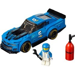 Chevrolet Camaro ZL1 Race Car found on Bargain Bro Philippines from The Lego Store US for $14.99