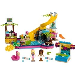 Andrea's Pool Party found on Bargain Bro UK from Lego Shop UK