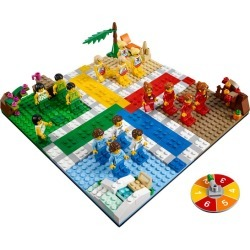 LEGO® Ludo Game found on Bargain Bro India from The Lego Store US for $27.99