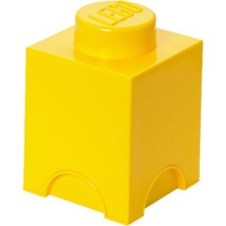 LEGO® 1-stud Yellow Storage Brick found on Bargain Bro India from The Lego Store US for $9.99
