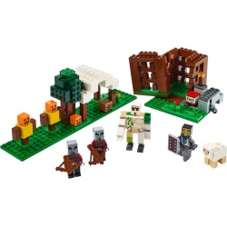 The Pillager Outpost found on Bargain Bro India from LEGO Brand Retail, Inc. CA for $30.05
