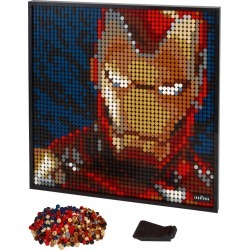 Marvel Studios Iron Man found on Bargain Bro from The Lego Store US for USD $91.19