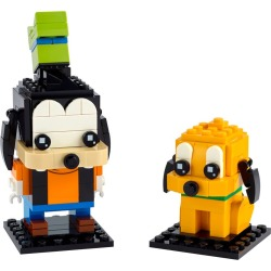 Goofy & Pluto found on Bargain Bro India from LEGO Brand Retail, Inc. CA for $15.02
