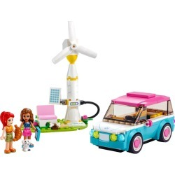 Olivia's Electric Car found on Bargain Bro from LEGO Brand Retail, Inc. CA for USD $12.49
