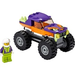 Monster Truck found on Bargain Bro from The Lego Store US for USD $7.59
