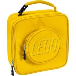 LEGO® Brick Lunch Bag Yellow found on Bargain Bro India from The Lego Store US for $24.99
