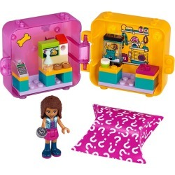 Andrea's Shopping Play Cube found on Bargain Bro UK from Lego Shop UK