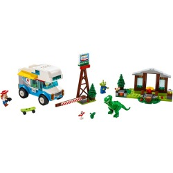 Toy Story 4 RV Vacation found on Bargain Bro India from LEGO Brand Retail, Inc. CA for $37.56