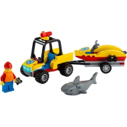 Beach Rescue ATV found on Bargain Bro from The Lego Store US for USD $7.59