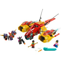 Monkie Kid s Cloud Jet found on Bargain Bro India from LEGO Brand Retail, Inc. CA for $56.34