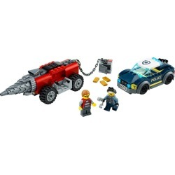 Police Driller Chase found on Bargain Bro from The Lego Store US for USD $22.79