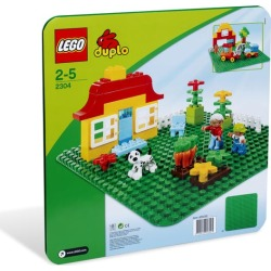 LEGO DUPLO Large Green Building Plate found on Bargain Bro Philippines from LEGO Brand Retail, Inc. CA for $14.91