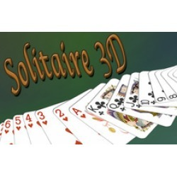 Solitaire 3D Mac Game