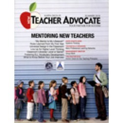 New Teacher Advocate found on Bargain Bro Philippines from magazineline.com for $20.00
