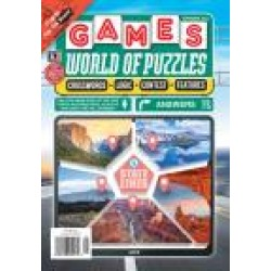 Games World Of Puzzles found on Bargain Bro Philippines from magazineline.com for $29.95
