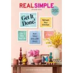 Real Simple found on Bargain Bro India from magazineline.com for $23.88