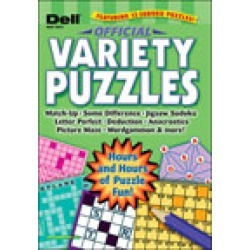 Dell Official Variety Puzzles found on Bargain Bro Philippines from magazineline.com for $27.97