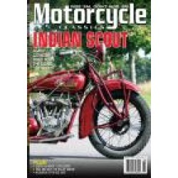 Motorcycle Classics found on Bargain Bro Philippines from magazineline.com for $30.00