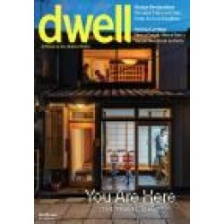 Dwell found on Bargain Bro India from magazineline.com for $19.95
