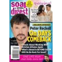 Soap Opera Digest found on Bargain Bro Philippines from magazineline.com for $94.97