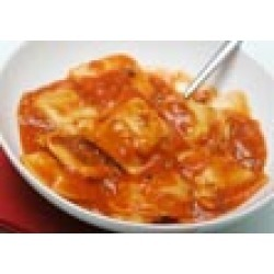 Cheese Ravioli with Marinara Sauce - 2 servings