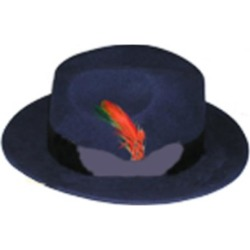 Mens Untouchable Navy Hat