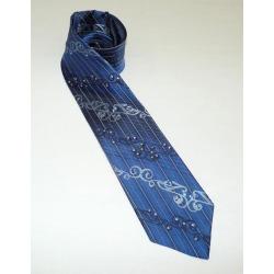 Mens 1 Silk Blue Crystal Formal
