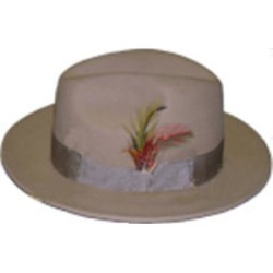 Mens Untouchable Tan Hat