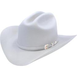 Los Altos Hats-Joan Style Felt Cowboy Hat - Gray found on MODAPINS from Mens a6b6b453b5d6