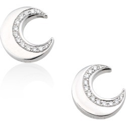 Crescent Pave Diamond Cufflinks found on MODAPINS from Mignon Faget for USD $684.00