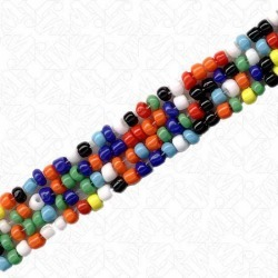 """1/2""""(13mm) Imported Seed Beaded Trim"""