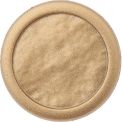 CAST METAL FLAT RIM BUTTON-27mm-GOLD found on Bargain Bro Philippines from M&J Trimming Affiliate Program for $4.98