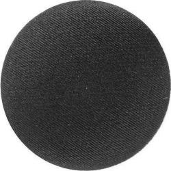 TUXEDO / BRIDAL BUTTON - BLACK found on Bargain Bro from M&J Trimming Affiliate Program for $0.98