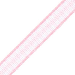 MINI GINGHAM RIBBON-LIGHT PINK found on Bargain Bro from M&J Trimming Affiliate Program for $0.98