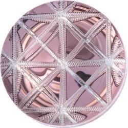 Geometric Button 25mm LAVENDER title=