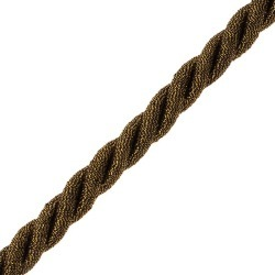 5mm Fine Metallic Cord found on Bargain Bro India from M&J Trimming Affiliate Program for $2.98