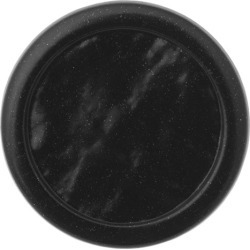 CAST METAL FLAT RIM BUTTON-15mm-BLACK found on Bargain Bro Philippines from M&J Trimming Affiliate Program for $2.98