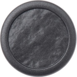 CAST METAL FLAT RIM BUTTON-27mm-GUNMETAL found on Bargain Bro Philippines from M&J Trimming Affiliate Program for $4.98