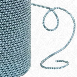 2MM IMPORTED RAYON TWIST CORD - LIGHT BLUE found on Bargain Bro India from M&J Trimming Affiliate Program for $1.98